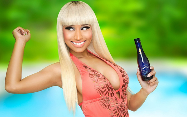 Nicki Minaj sexiest pictures from her hottest photo shoots. (14)