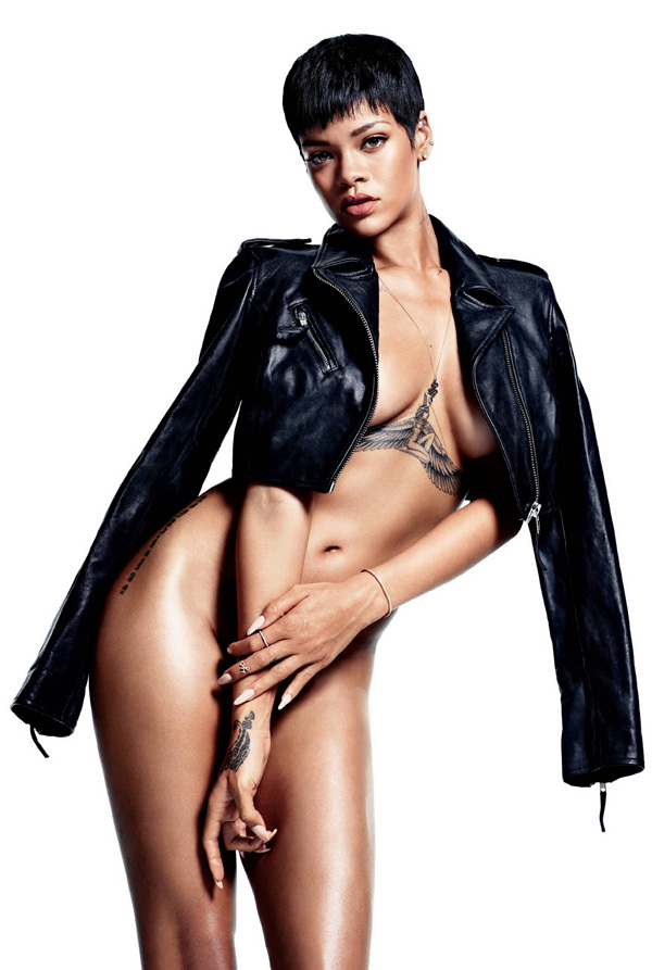 Rihanna sexiest pictures from her hottest photo shoots. (34)