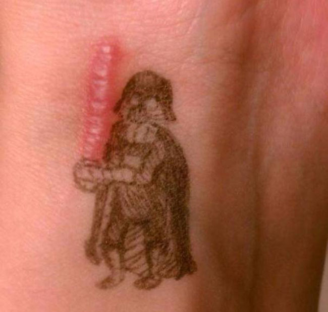 Scar Tattoos photos. (26)