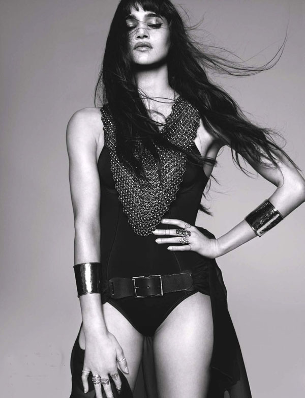 Sofia Boutella sexiest pictures from her hottest photo shoots. (15)
