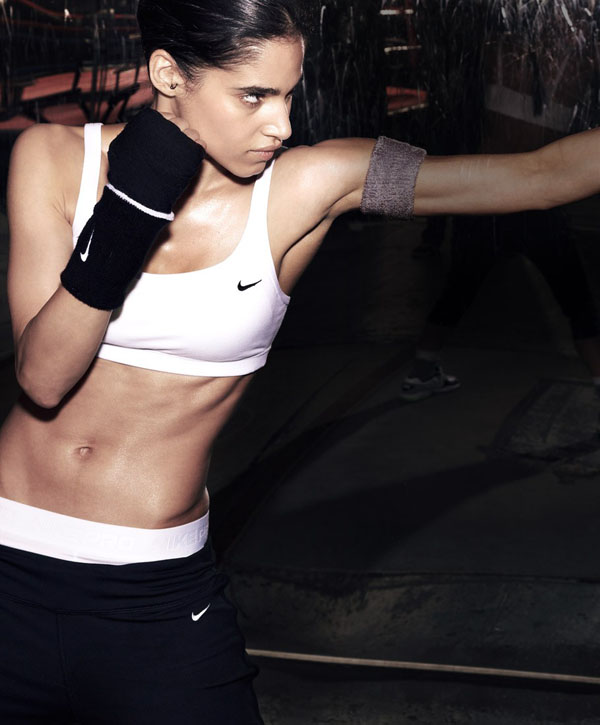 Sofia Boutella sexiest pictures from her hottest photo shoots. (10)