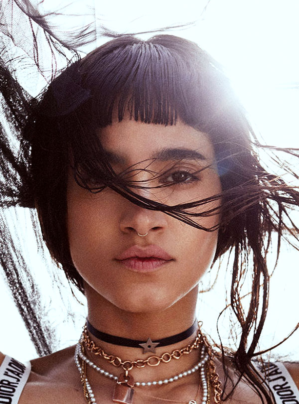 Sofia Boutella sexiest pictures from her hottest photo shoots. (5)