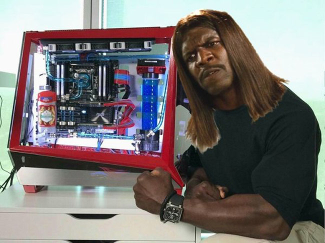 Terry Crews And His PC Are Perfect For Photoshop. (15)