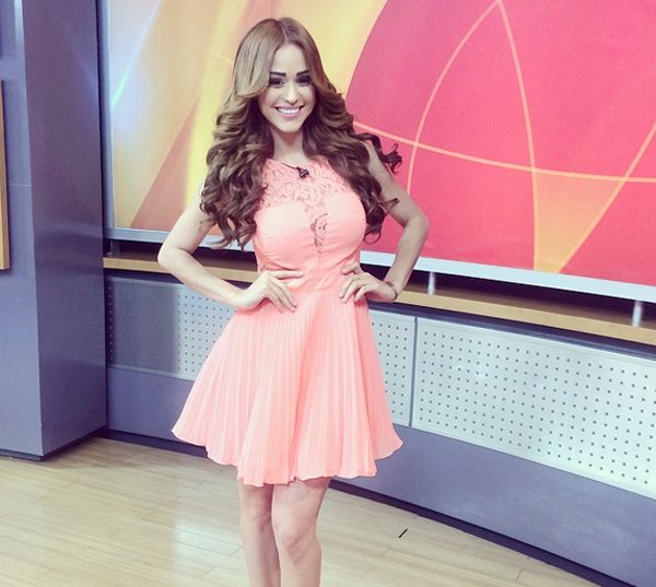 Yanet Garcia sexiest pictures from her hottest photo shoots. (19)