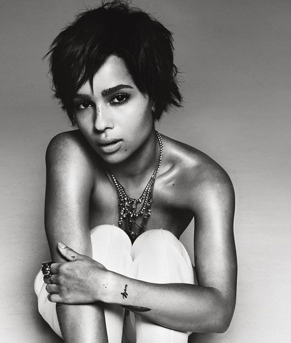 Zoe Kravitz sexiest pictures from her hottest photo shoots. (20)