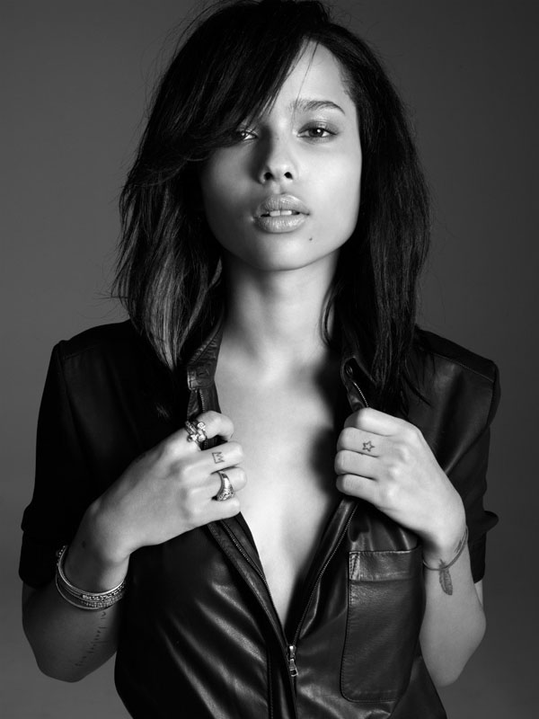 Zoe Kravitz sexiest pictures from her hottest photo shoots. (2)