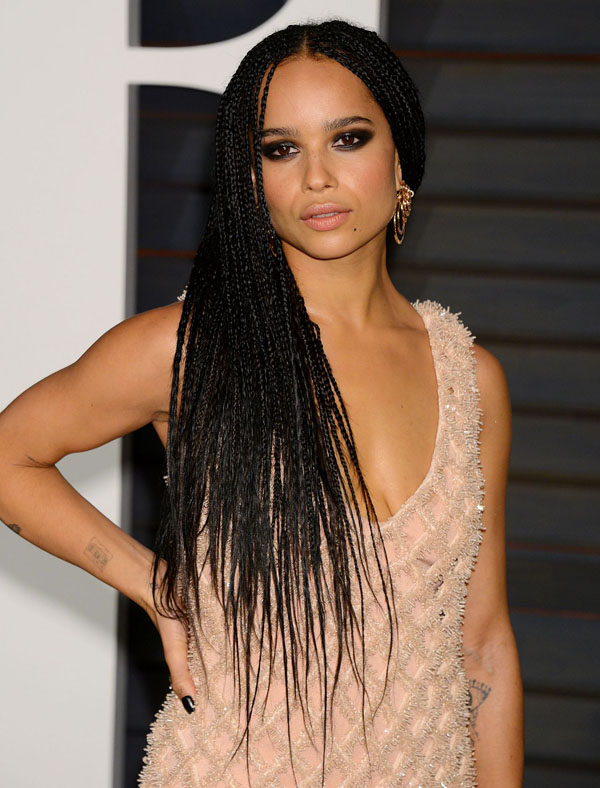Zoe Kravitz sexiest pictures from her hottest photo shoots. (12)