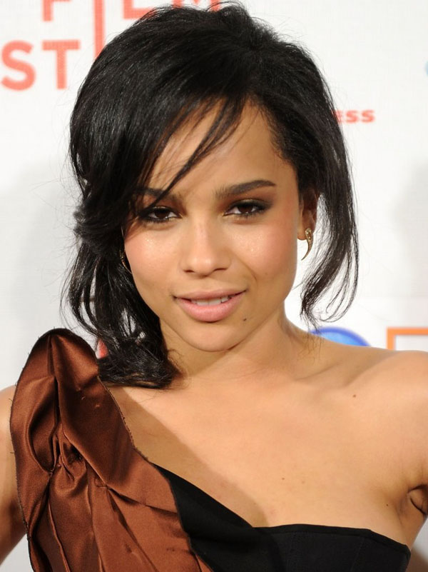 Zoe Kravitz sexiest pictures from her hottest photo shoots. (10)