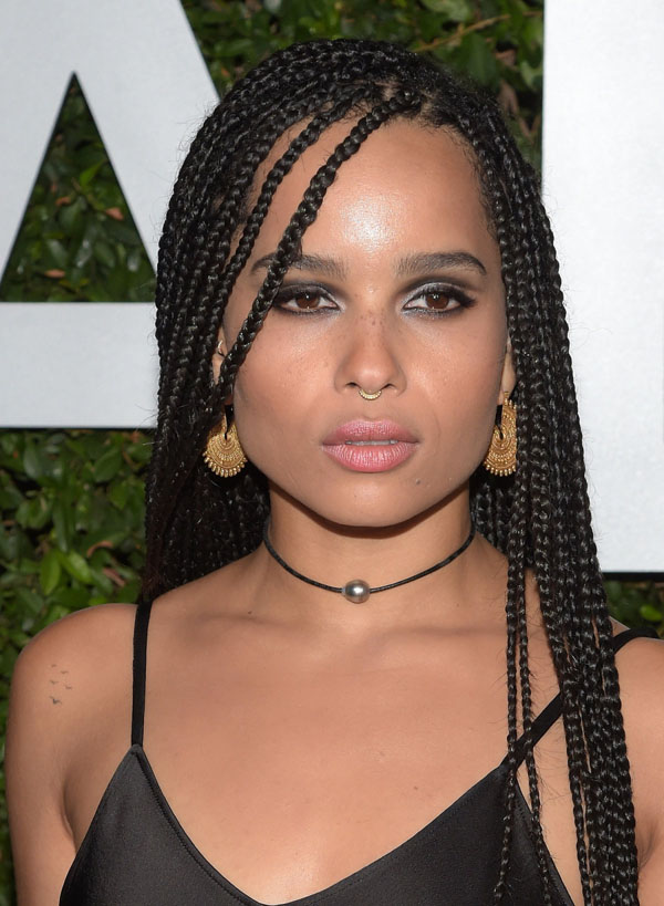 Zoe Kravitz sexiest pictures from her hottest photo shoots. (6)