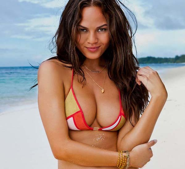 Chrissy Teigen sexiest pictures from her hottest photo shoots. (31)