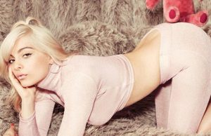 Bebe Rexha sexiest pictures from her hottest photo shoots. (1)