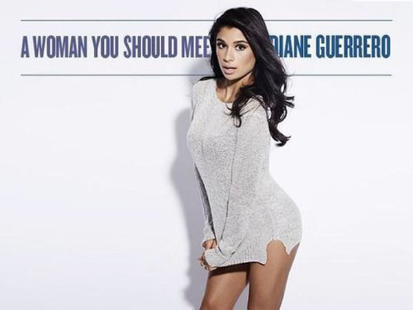 Diane Guerrero sexiest pictures from her hottest photo shoots. (17)
