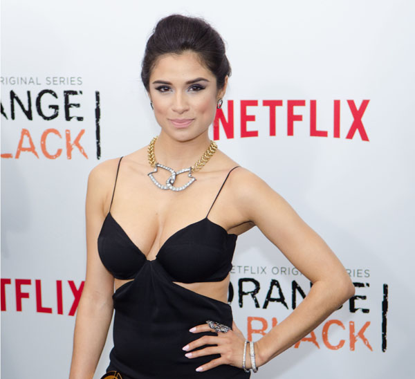 Diane Guerrero sexiest pictures from her hottest photo shoots. (13)
