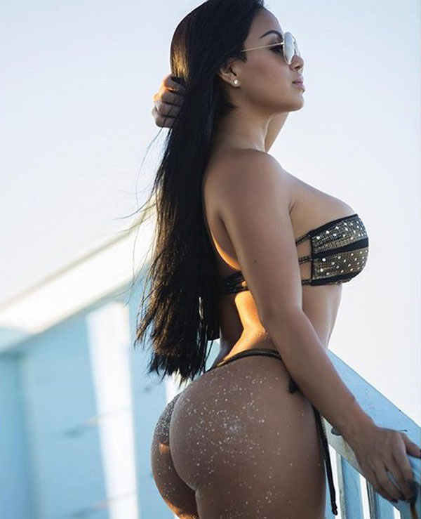 Dolly Castro Hottest Photos | 39 Sexy Near-Nude Pictures, GIFs