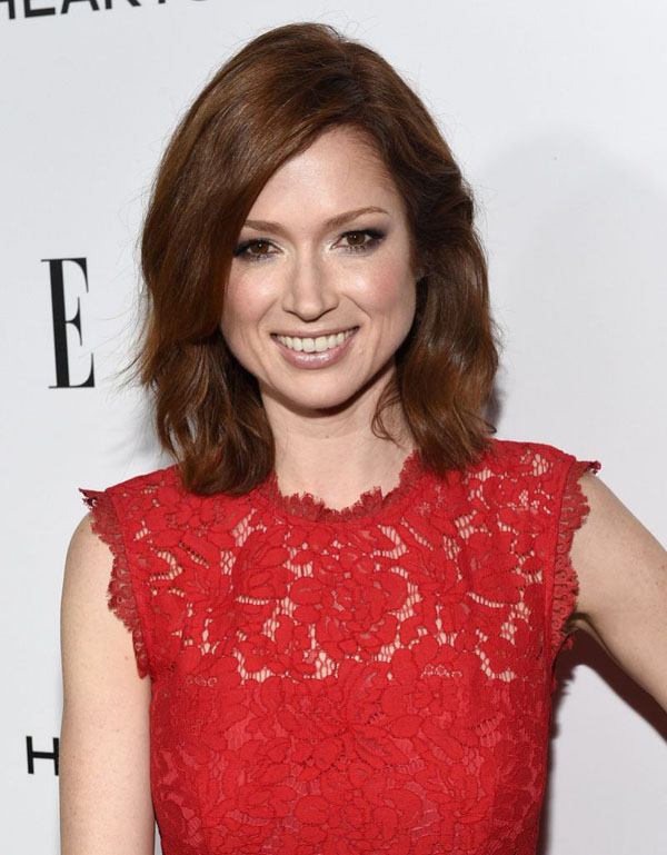 Ellie Kemper sexiest pictures from her hottest photo shoots. (1)