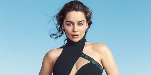 Emilia Clarke sexiest pictures from her hottest photo shoots. (23)