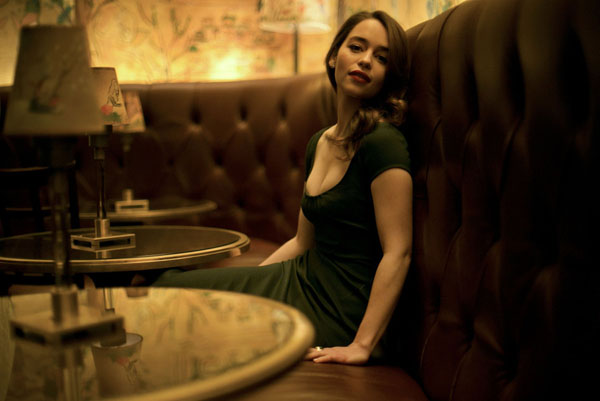 Emilia Clarke sexiest pictures from her hottest photo shoots. (17)