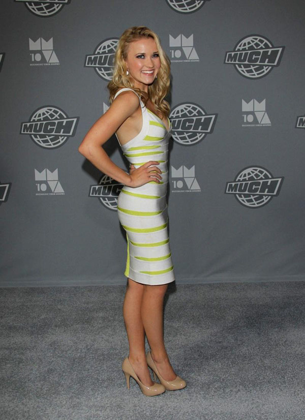 Emily Osment sexiest pictures from her hottest photo shoots. (21)