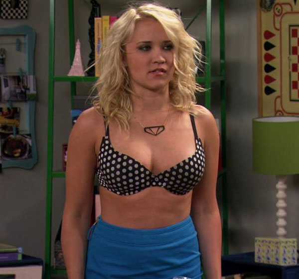 Emily Osment sexiest pictures from her hottest photo shoots. (13)