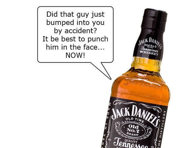 Things alcohol would say if it could talk. (9)