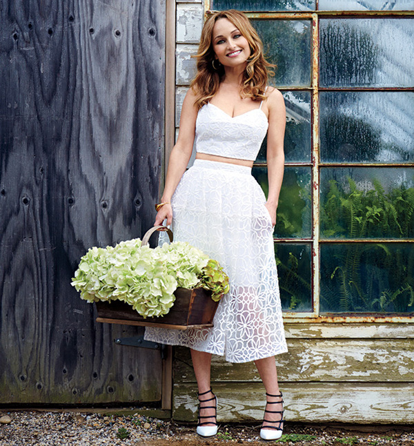 Giada De Laurentiis sexiest pictures from her hottest photo shoots. (10)