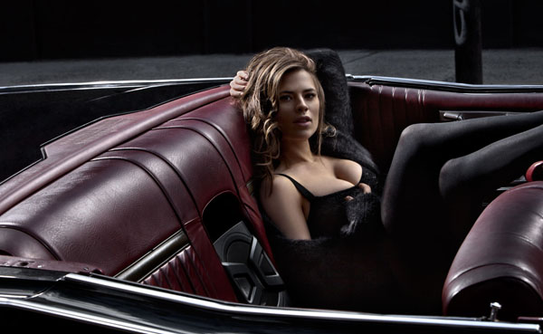 Hayley Atwell sexiest pictures from her hottest photo shoots. (27)