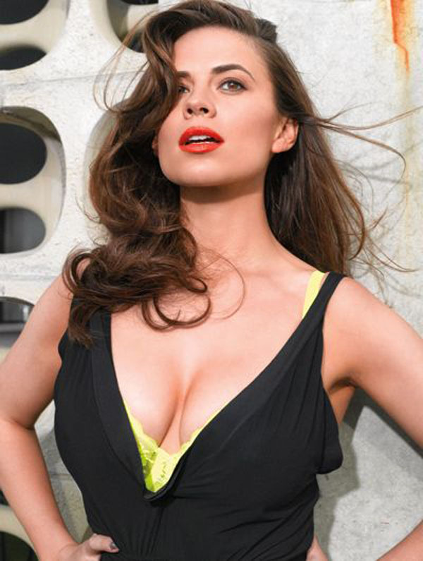 Hayley Atwell sexiest pictures from her hottest photo shoots. (22)