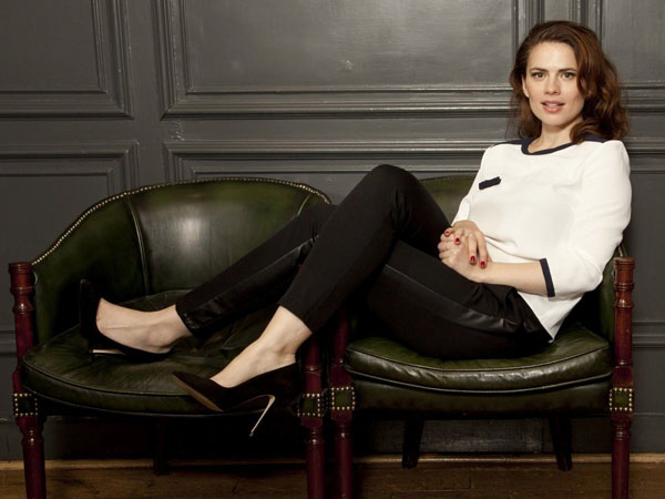 Hayley Atwell sexiest pictures from her hottest photo shoots. (11)