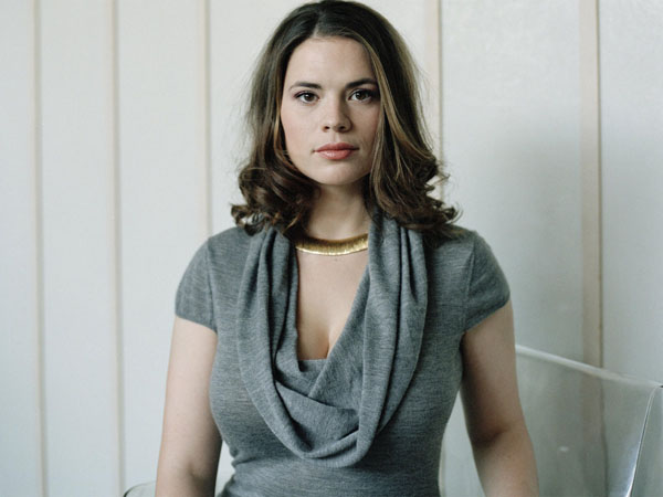 Hayley Atwell sexiest pictures from her hottest photo shoots. (1)