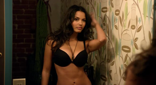 Naked jessica lucas consider, that