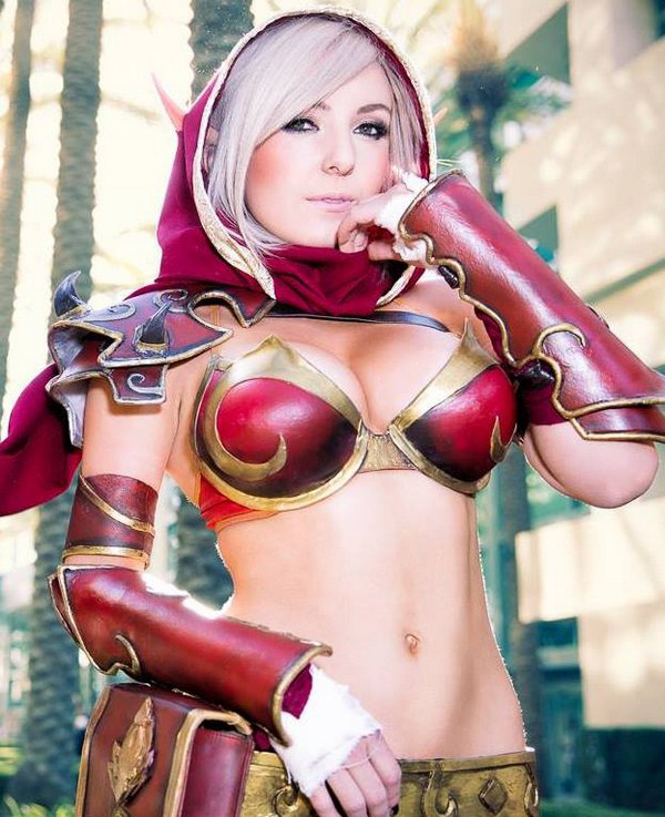 Jessica Nigri sexiest pictures from her hottest photo shoots. (26)