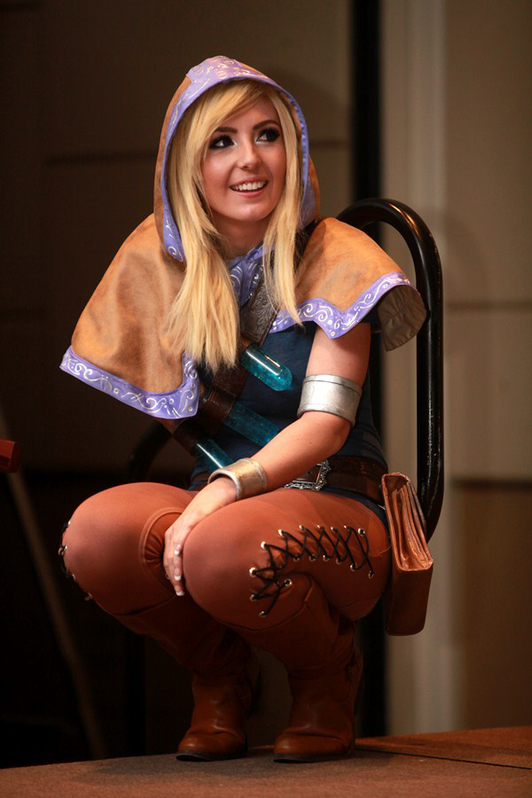 Jessica Nigri sexiest pictures from her hottest photo shoots. (7)