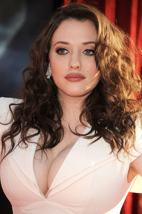 Kat Dennings sexiest pictures from her hottest photo shoots. (32)