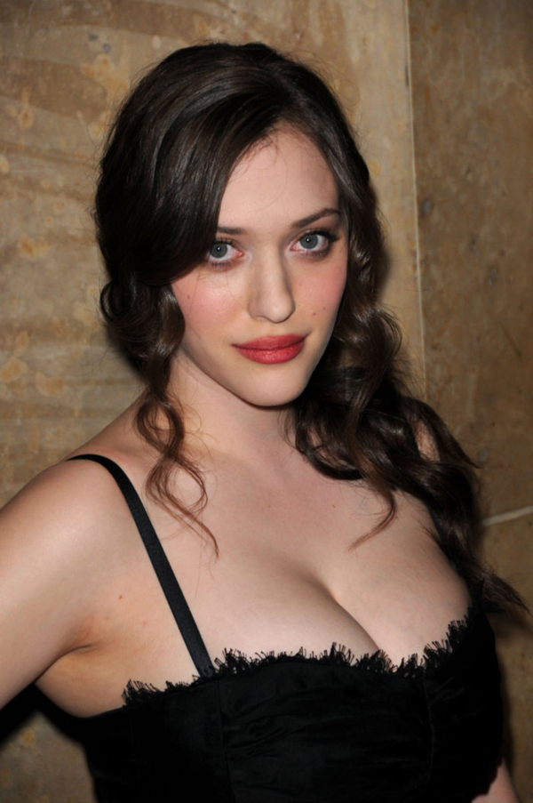 Kat Dennings sexiest pictures from her hottest photo shoots. (26)