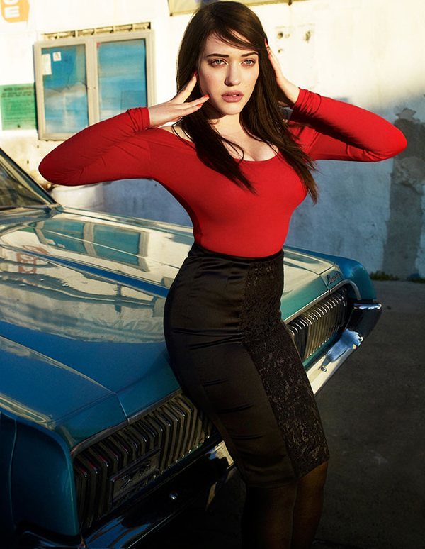 Kat Dennings sexiest pictures from her hottest photo shoots. (21)