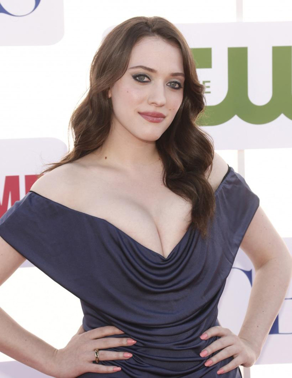 Kat Dennings sexiest pictures from her hottest photo shoots. (17)