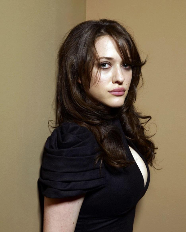 Kat Dennings sexiest pictures from her hottest photo shoots. (16)