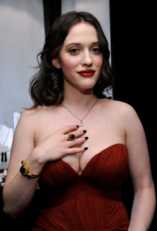 Kat Dennings sexiest pictures from her hottest photo shoots. (15)