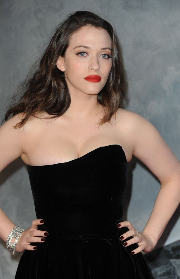 Kat Dennings sexiest pictures from her hottest photo shoots. (10)