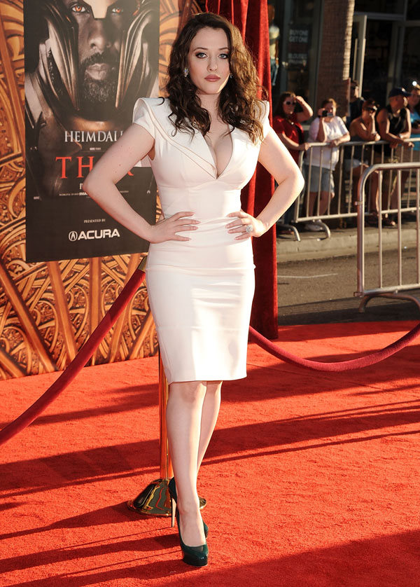 Kat Dennings sexiest pictures from her hottest photo shoots. (4)
