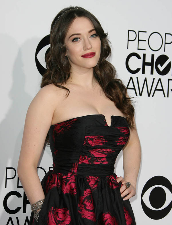 Kat Dennings sexiest pictures from her hottest photo shoots. (3)
