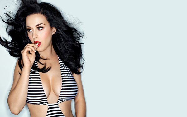 Katy Perry sexiest pictures from then (older) and now (current). (29)