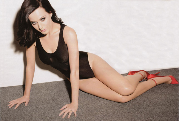 Katy Perry sexiest pictures from then (older) and now (current). (7)