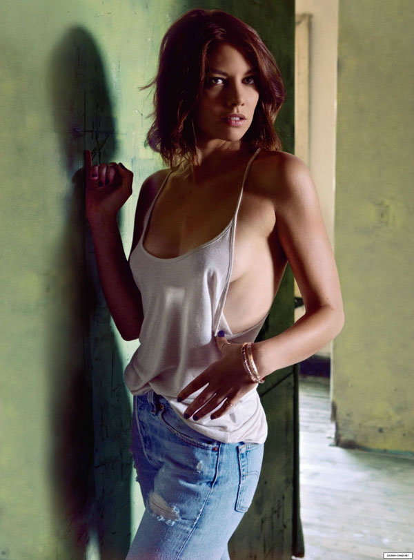 Lauren Cohan sexiest pictures from her hottest photo shoots. (32)