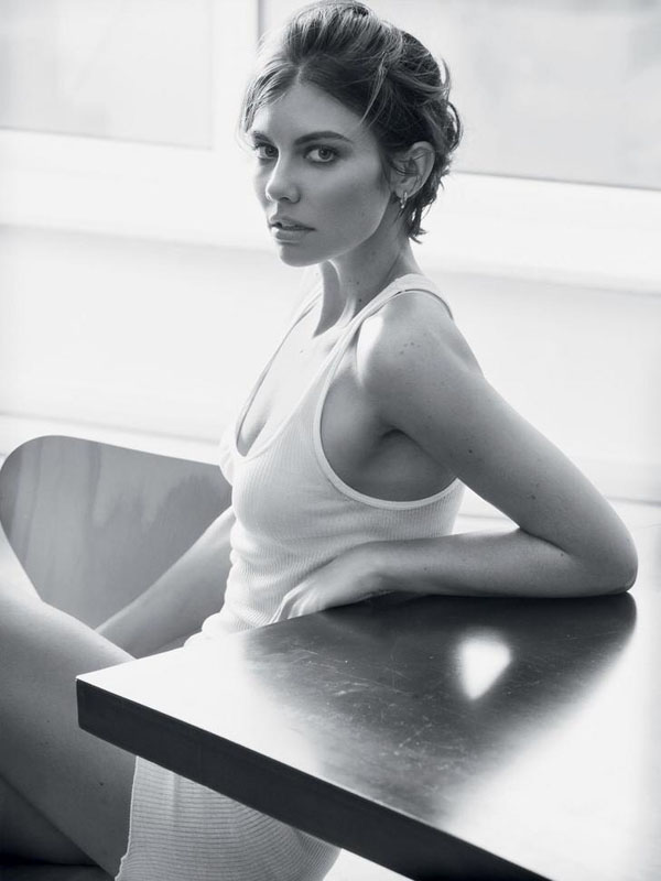 Lauren Cohan sexiest pictures from her hottest photo shoots. (26)