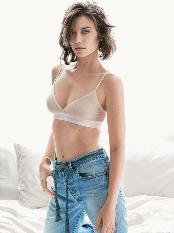 Lauren Cohan sexiest pictures from her hottest photo shoots. (24)
