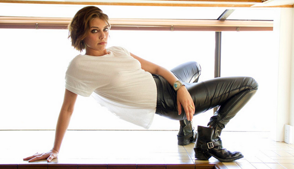 Lauren Cohan sexiest pictures from her hottest photo shoots. (19)
