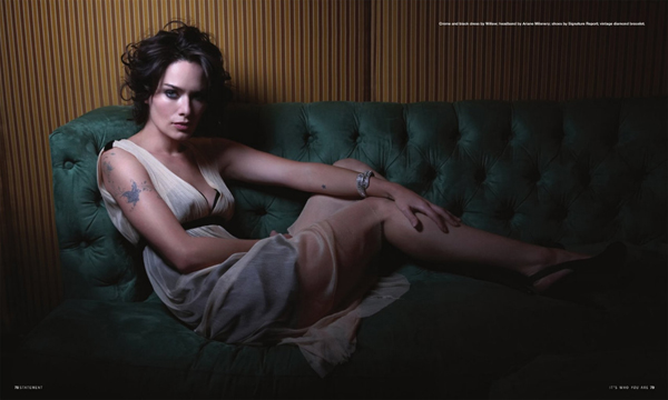 Lena Headey sexiest pictures from her hottest photo shoots. (25)