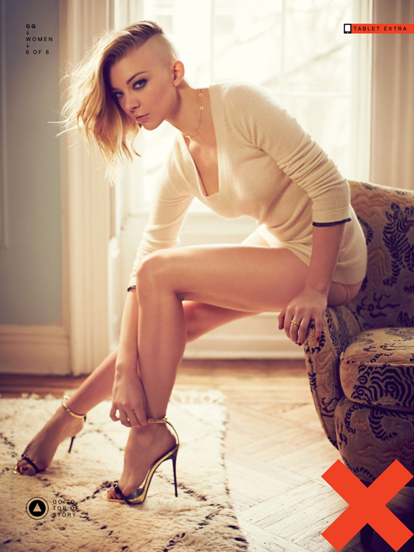 Natalie Dormer sexiest pictures from her hottest photo shoots. (19)