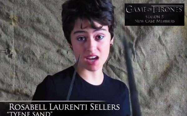 Rosabell Laurenti Sellers' sexiest pictures from her hottest photo shoots. (2)